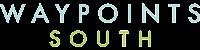 Waypoints South Design Logo